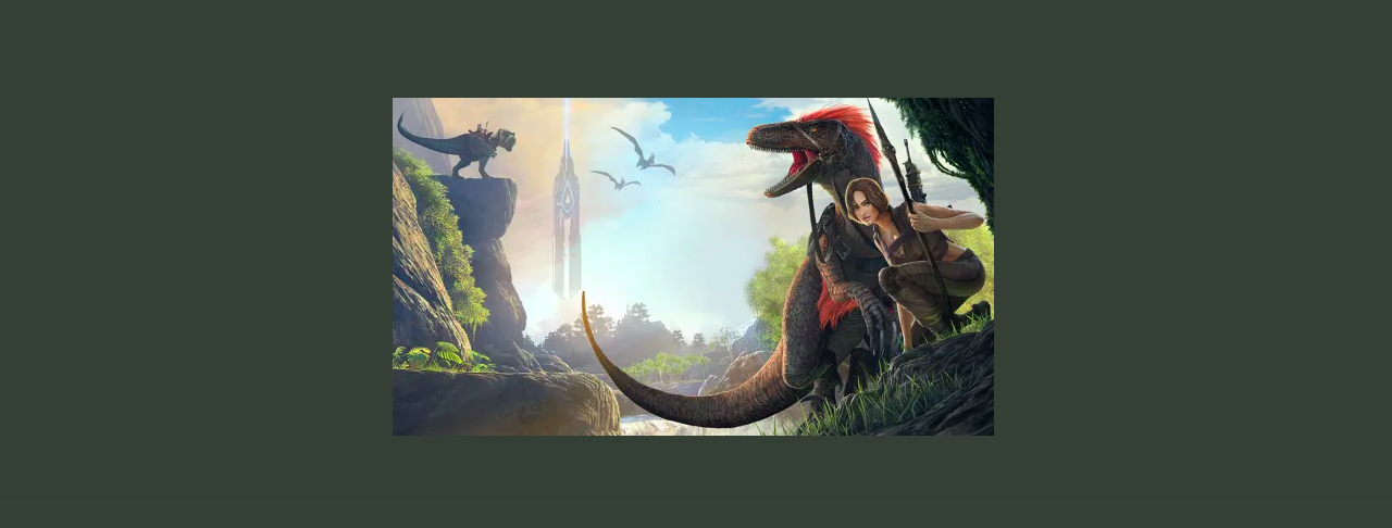 Free-To-Play Dinosaur Action-Adventure ARK: Survival Evolved